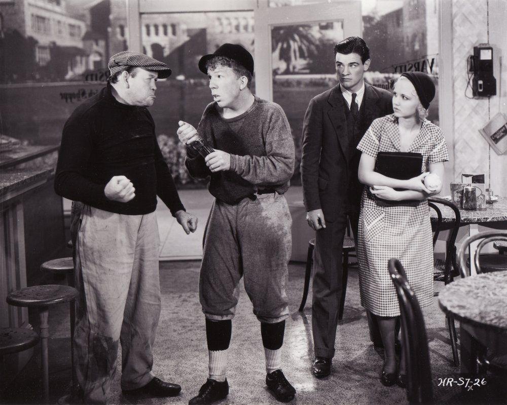 Mickey Daniels, Gordon Douglas, Dick Gilbert, and Mary Kornman in Too Many Women (1932)