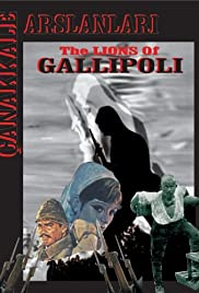 The Lions of Gallipoli Poster