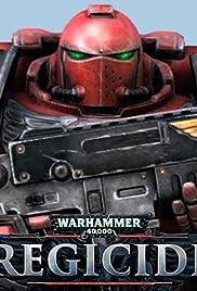 Warhammer 40,000 Regicide Poster
