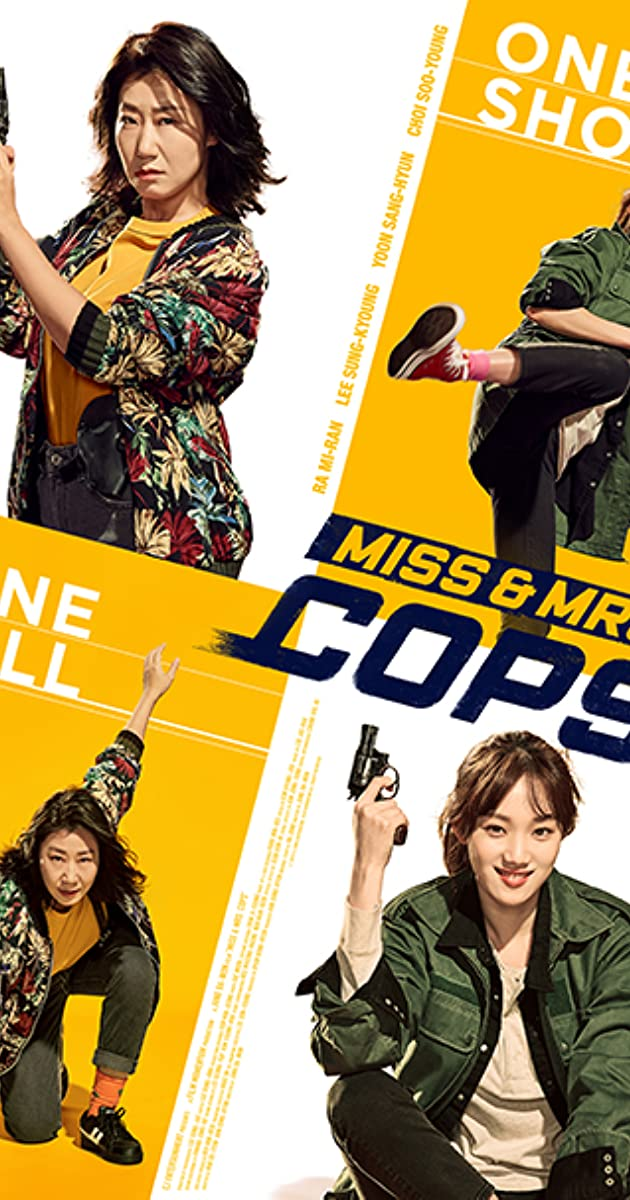 Image Miss & Mrs. Cops