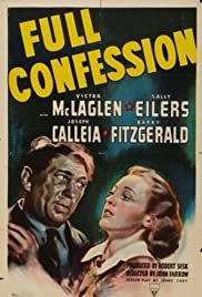 Full Confession (1939) Poster - Movie Forum, Cast, Reviews