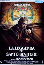 La leggenda del santo bevitore (1988) Poster - Movie Forum, Cast, Reviews