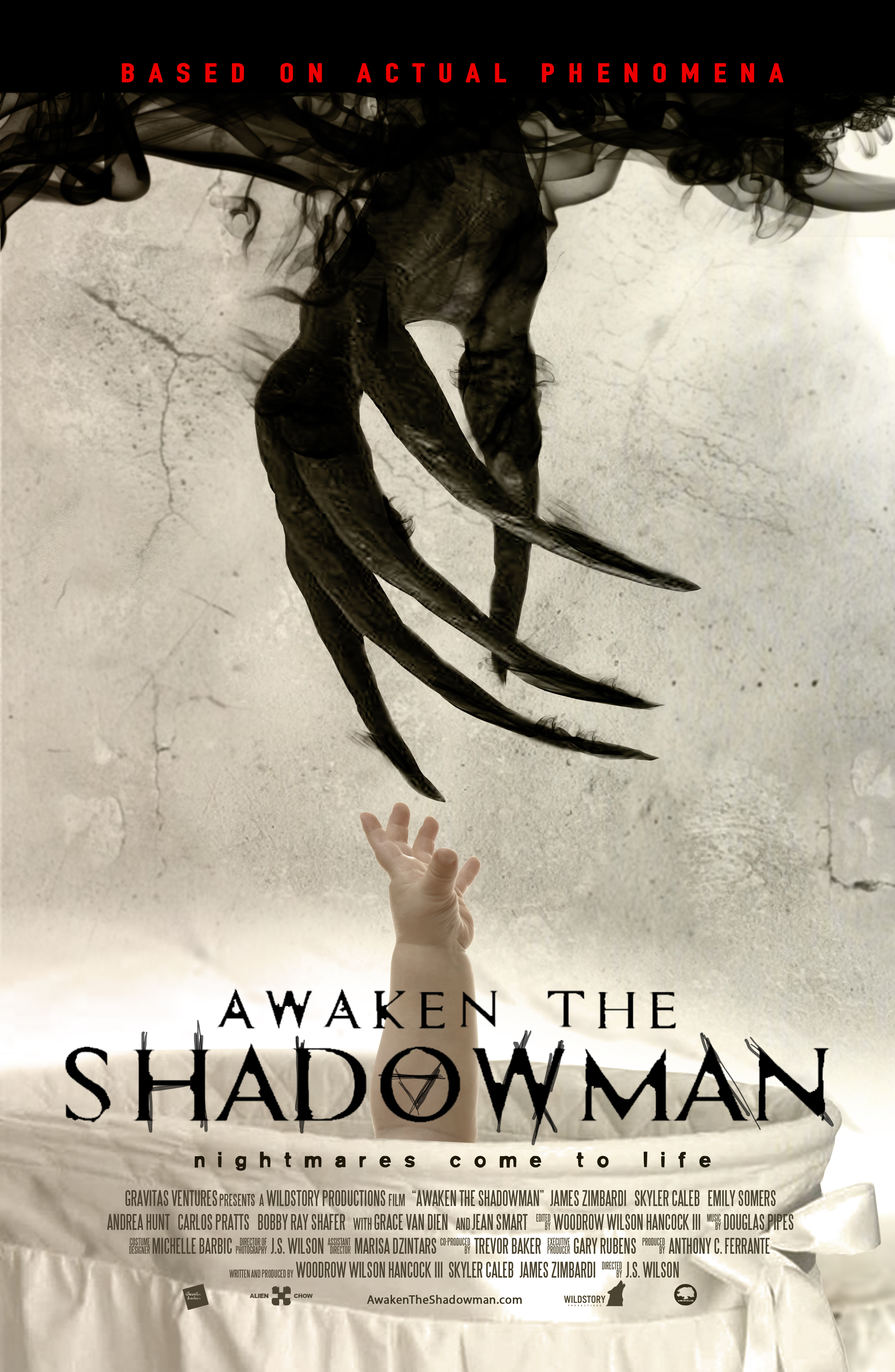 Awaken the Shadowman (2017) - IMDb