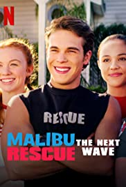 Malibu Rescue: The Next Wave Poster