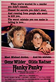 Hanky Panky (1982) Poster - Movie Forum, Cast, Reviews