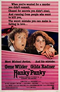 Recommended action movie to watch Hanky Panky [h.264]