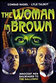 The Woman in Brown Poster