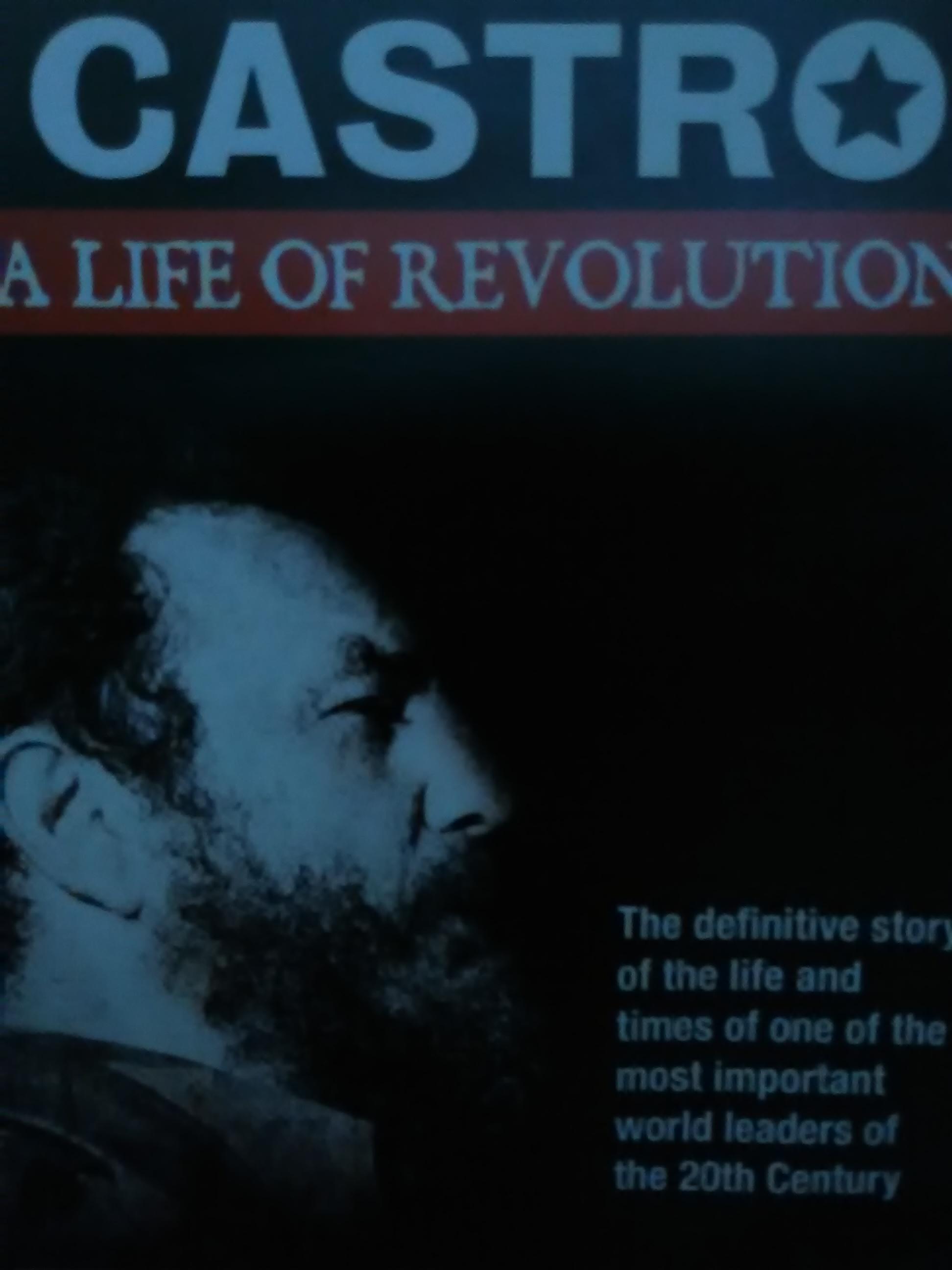 دانلود زیرنویس فارسی فیلم Fidel Castro: A Life of Revolution