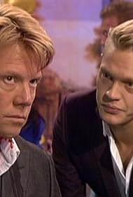 Roel Fooy and Ferry Doedens in Goede tijden, slechte tijden (1990)