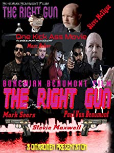 Full free 3gp movie downloads The Right Gun: El Deracho Pistola [720x594]