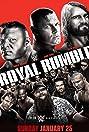 WWE Royal Rumble (2015) Poster