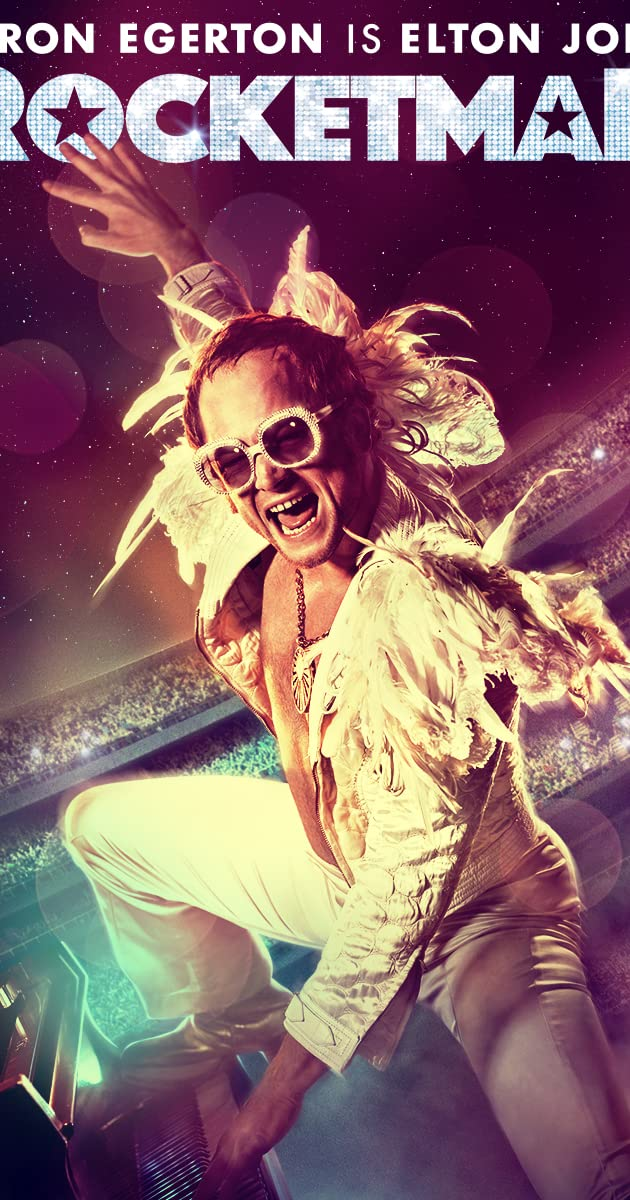 Rocketman Awards Imdb