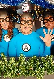 Christmas with the Aquabats! Poster