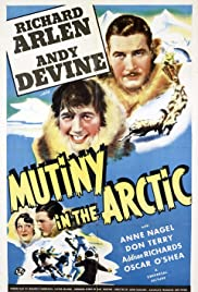 Mutiny in the Arctic Poster