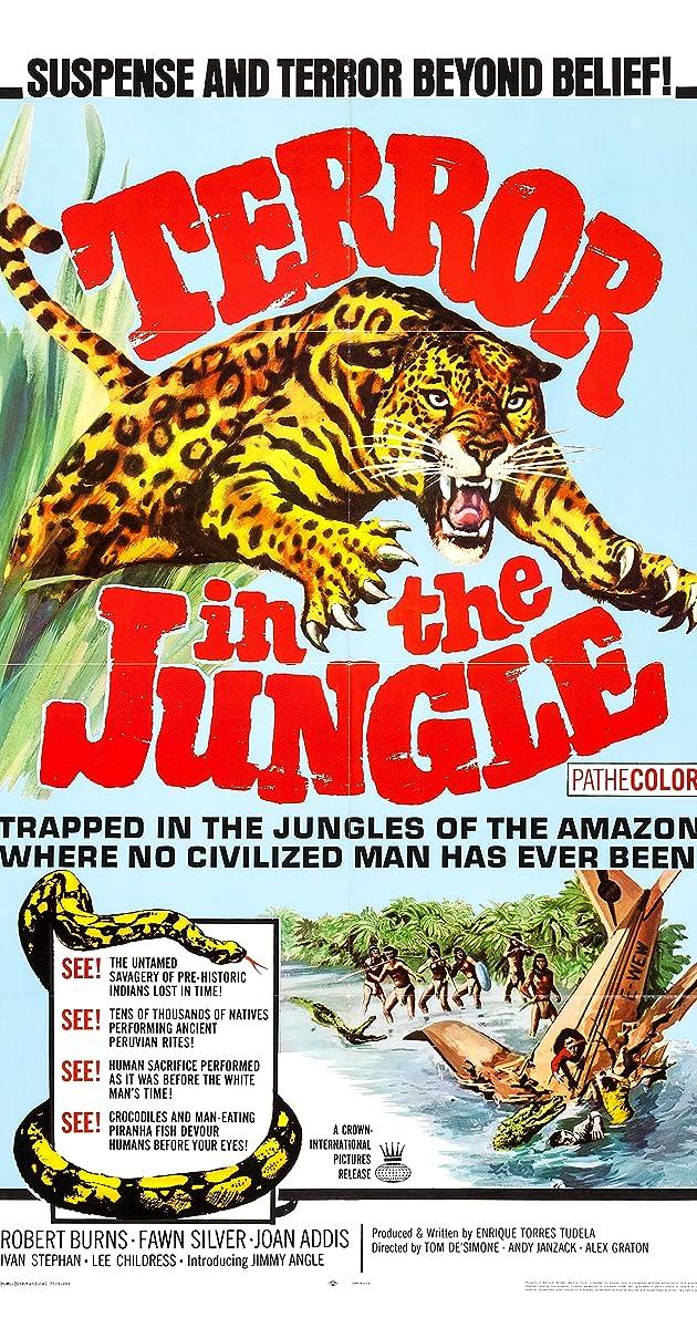 Terror in the Jungle (1968) - Terror in the Jungle (1968) - User
