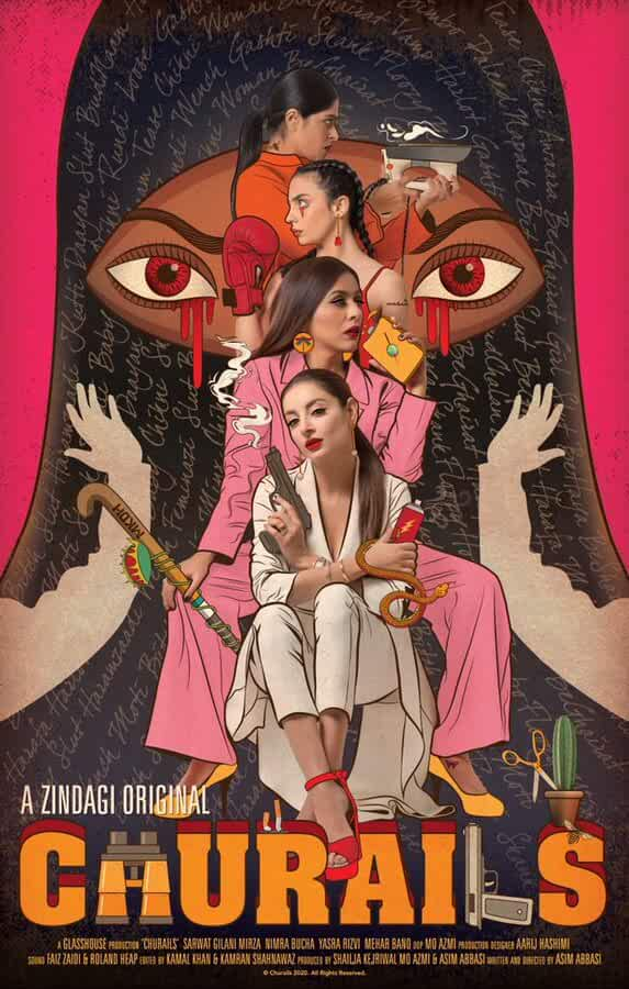 Churails (2020) Hindi Season 1 Zee5 Web series Download