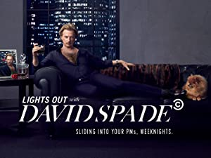 Lights Out with David Spade poster