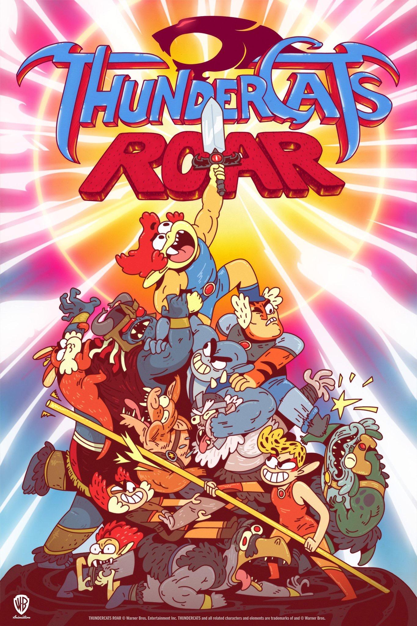 Thundercats Roar Tv Series 2020 Imdb