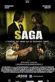 Saga, l'histoire des hommes qui ne reviennent jamais (2014)