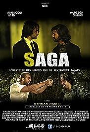 Saga, l'histoire des hommes qui ne reviennent jamais Poster