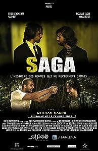 Find free movie to download Saga, l'histoire des hommes qui ne reviennent jamais [720pixels]
