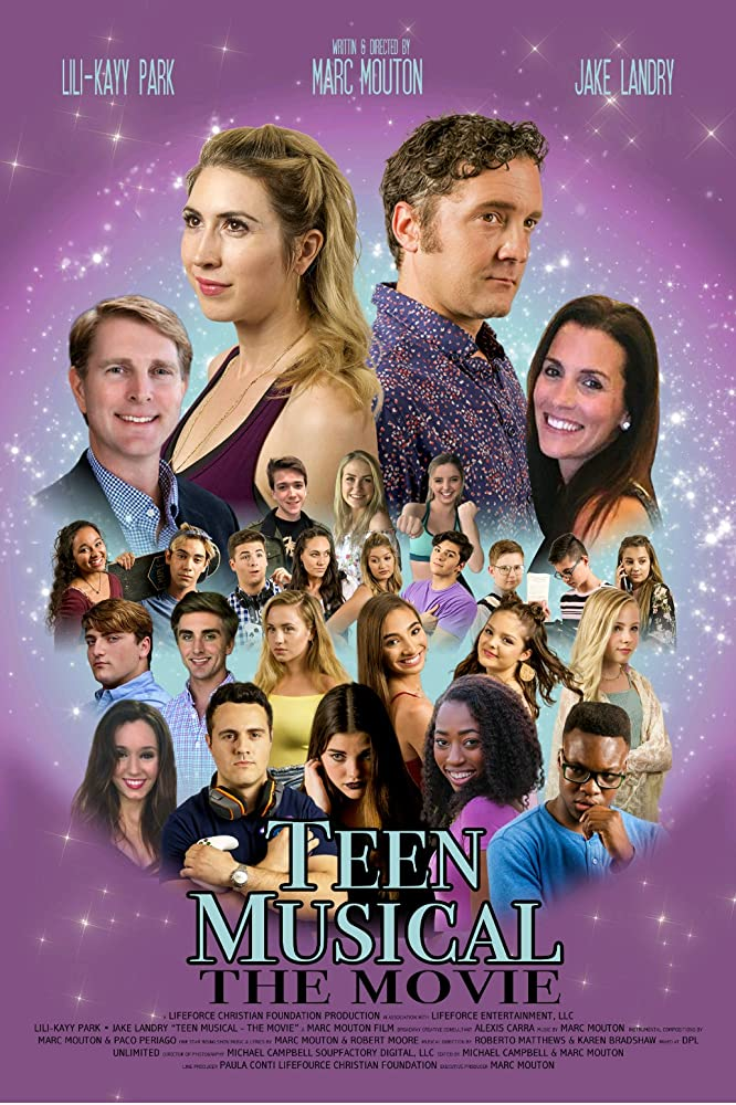 Teen Musical: The Movie 2020 English 300MBH HDRip 480p ESubs Download