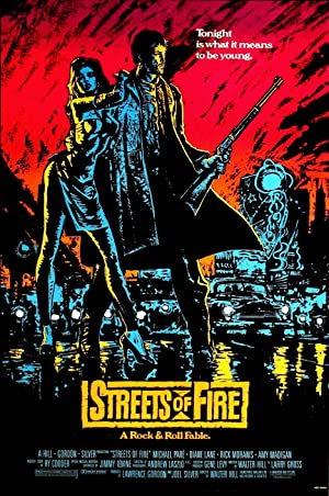 Streets of Fire Poster Image