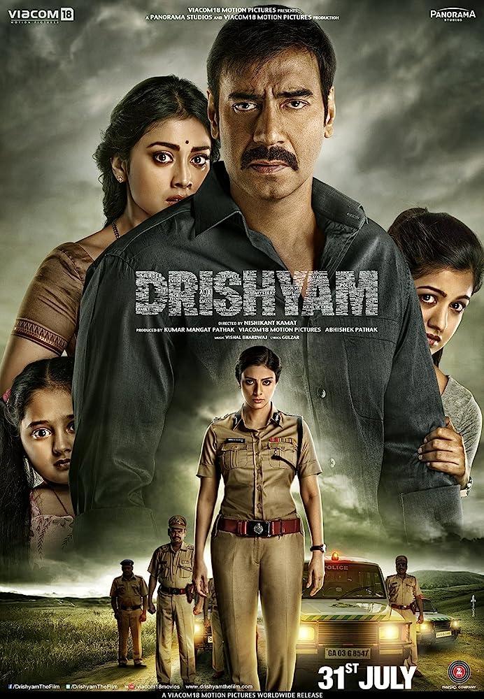 Drishyam (2015) Hindi WEB-DL x264 AAC Esub