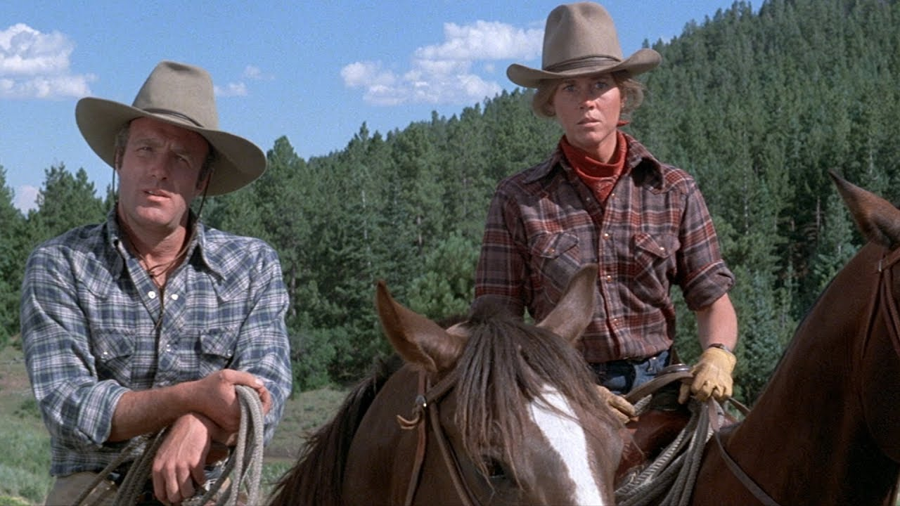 Comes A Horseman (1978) – Drama, Romance, Western
