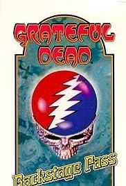 Grateful Dead: Backstage Pass Poster