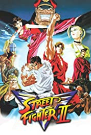 Street Fighter Ii V Tv Series 1995 Imdb