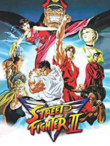 Watching japanese movie Street Fighter II: V Japan 2160p]