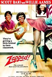 Zapped! (1982) Poster - Movie Forum, Cast, Reviews