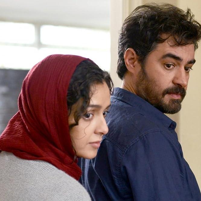 Taraneh Alidoosti and Shahab Hosseini in The Salesman (2016)