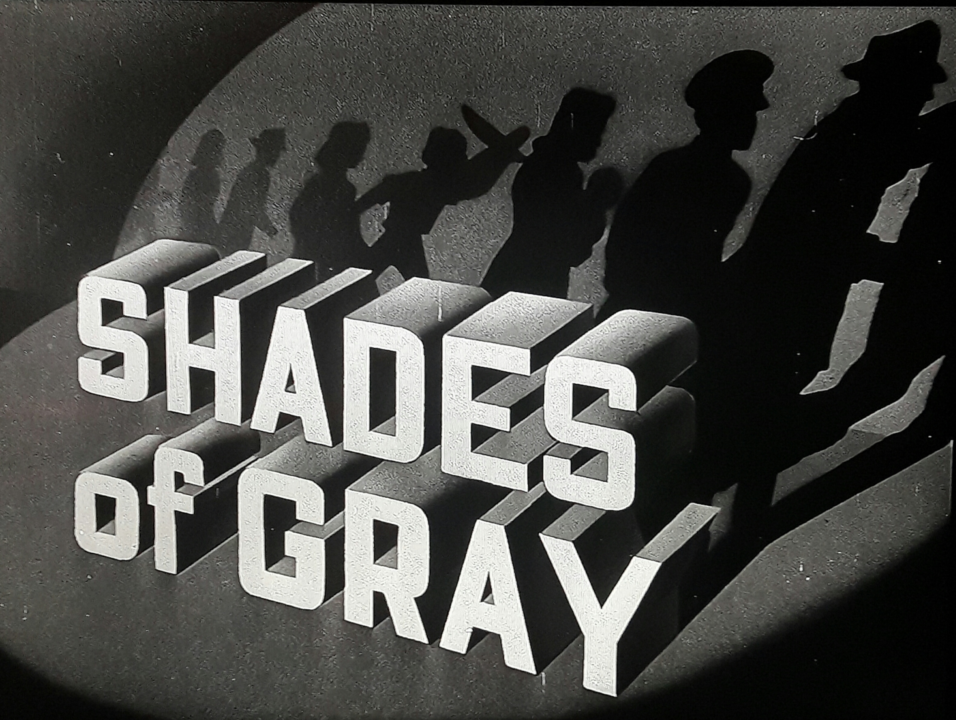 "U.S. Army Professional Medical Film : ""Shades Of Gray"" 1948"