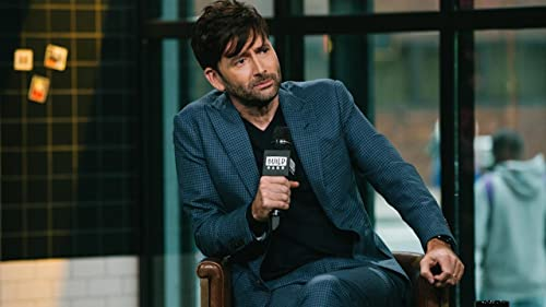 "BUILD: David Tennant on the Casting of the new Doctor on ""Doctor Who"""