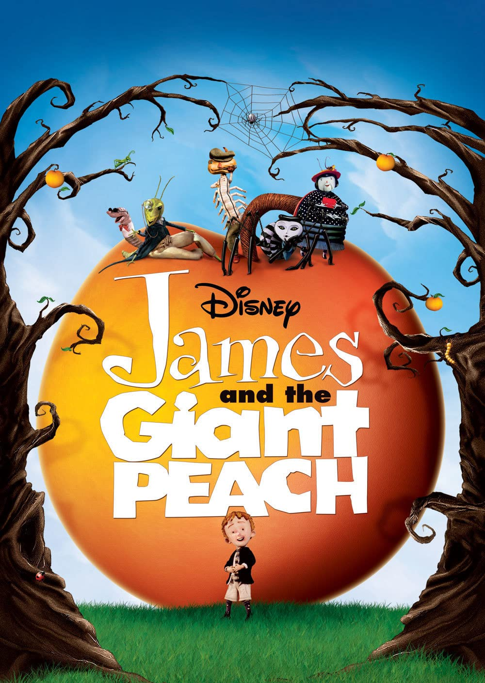 James and the Giant Peach (1996) Hindi Dubbed
