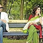 Anjan Dutt and Sushmita Sen in Nirbaak (2015)