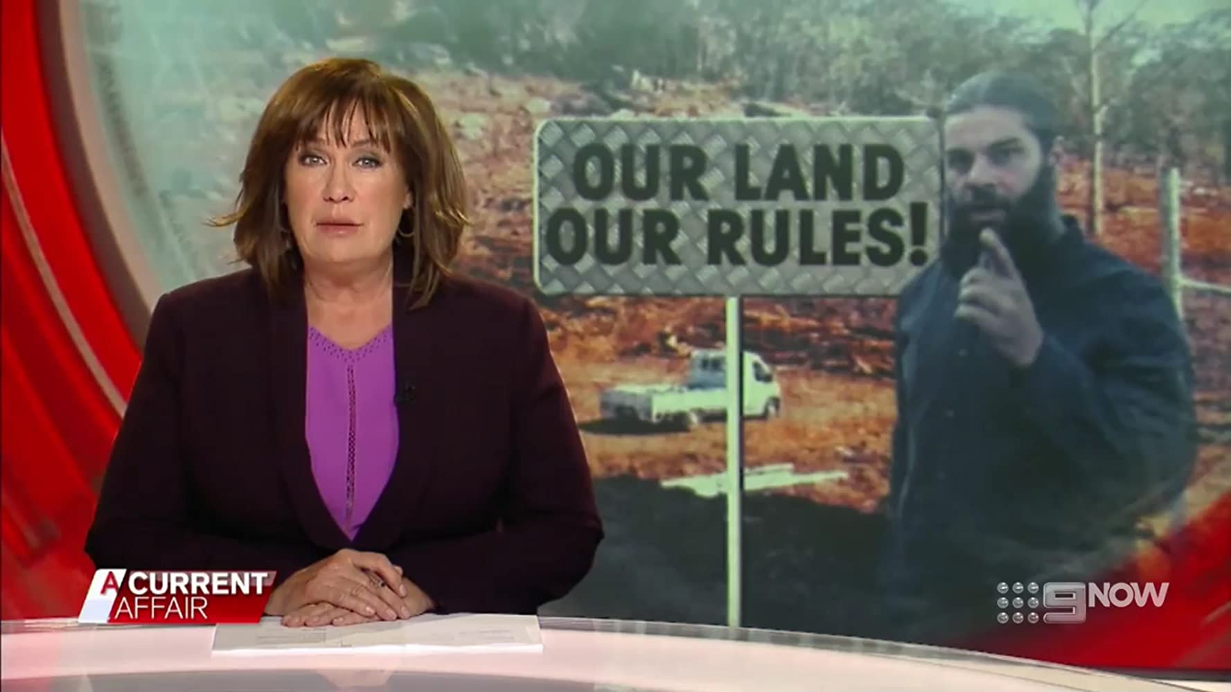 Our Land, Our Rules! (2018)