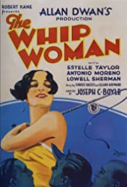 The Whip Woman Poster