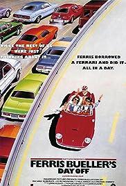 Who Is Ferris Buller? Poster