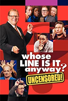 Whose Line Is It Anyway? (1998–2007)