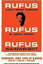 Rufus does Judy at Capitol Studios