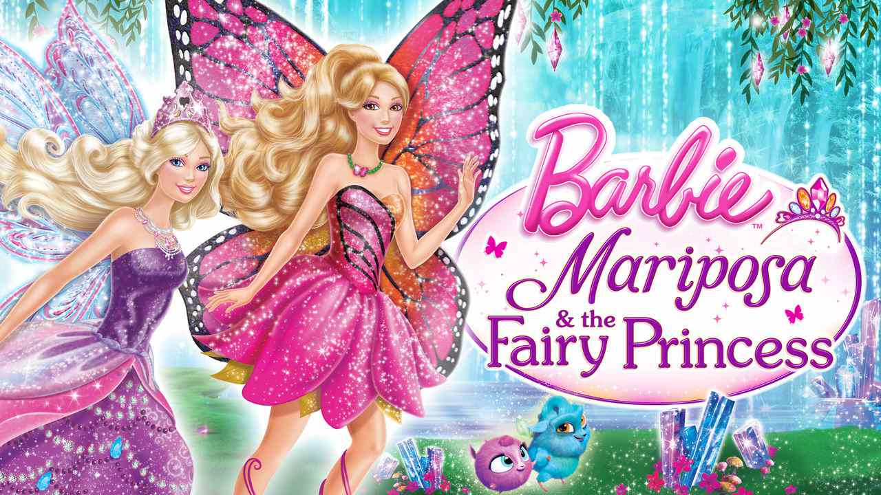 Barbie Mariposa And The Fairy Princess 2013 Photo