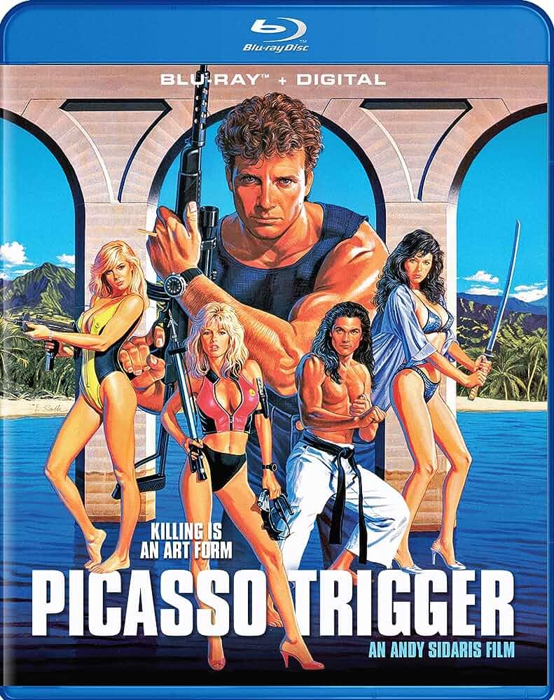 Picasso Trigger (1988) Hindi Dubbed
