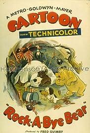 Rock-a-Bye Bear Poster