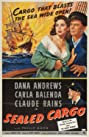 Sealed Cargo (1951) Poster