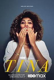 Tina Turner in Tina (2021)