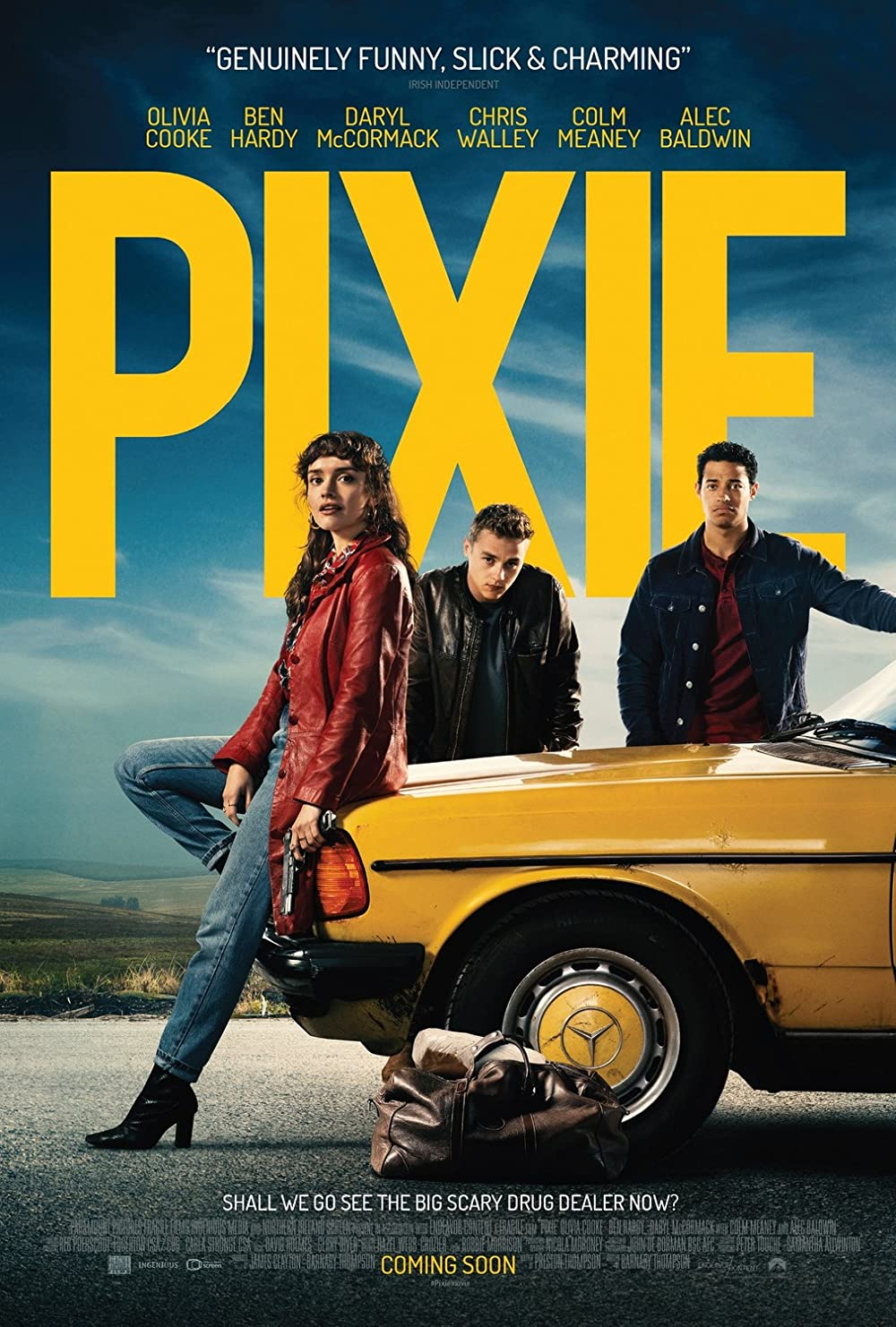 Pixie 2020 English 720p HDRip 800MB | 300MB Download