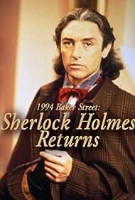 Anthony Higgins in Sherlock Holmes Returns (1993)